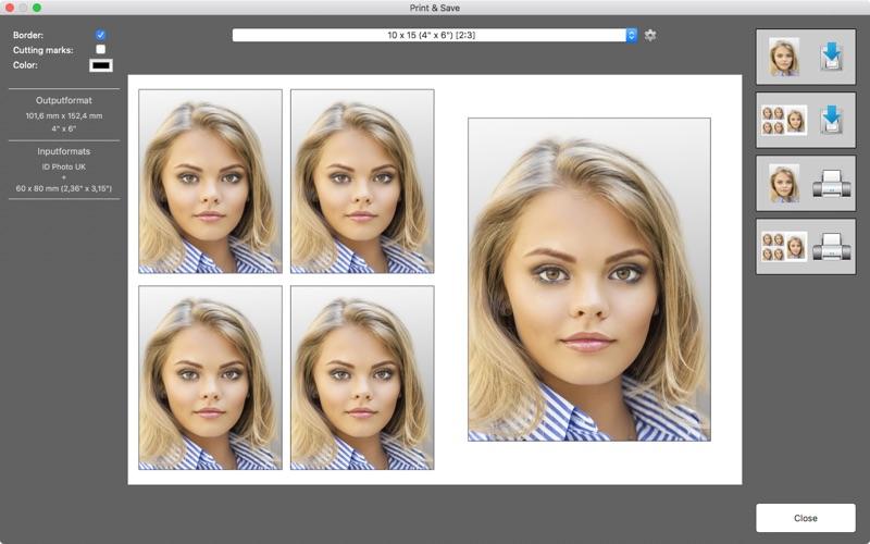 ID Photo скриншот программы 3