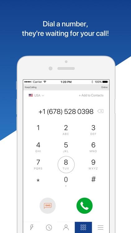KeepCalling – Best Calling App