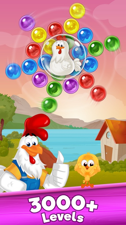 Farm Bubbles Bubble Shooter screenshot-3