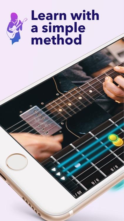 Guitar Lessons tabs chords pro screenshot-0