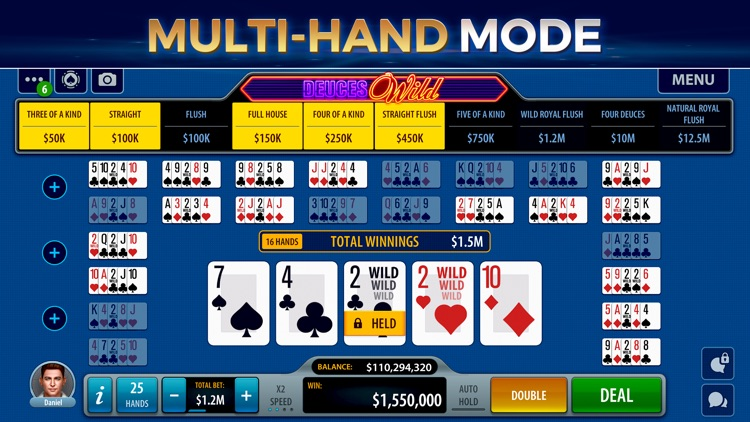 Video Poker by Pokerist screenshot-0