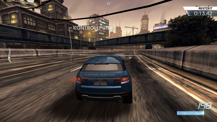 Need for Speed™ Most Wanted screenshot-4