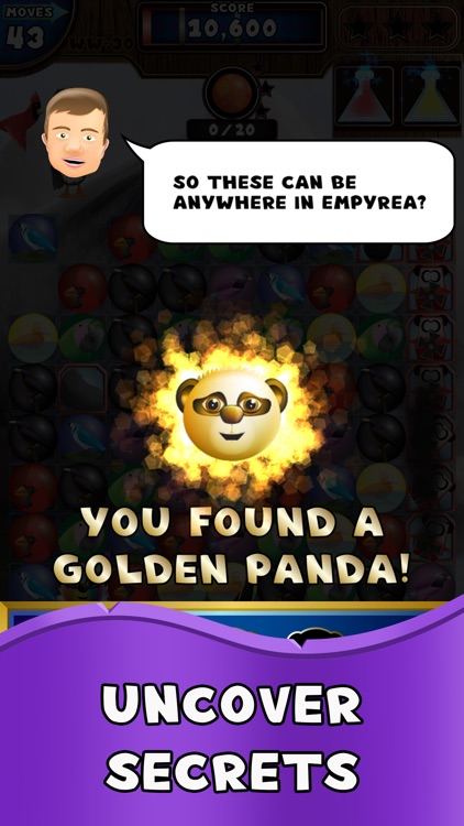 Pandamonium: New Match 3 Game screenshot-5