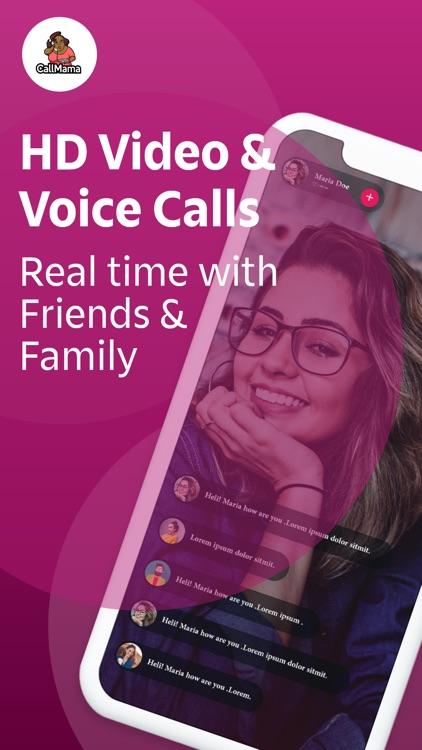 Callmama International calling
