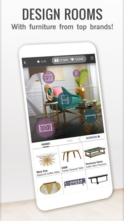 Design Home: House Renovation screenshot-4