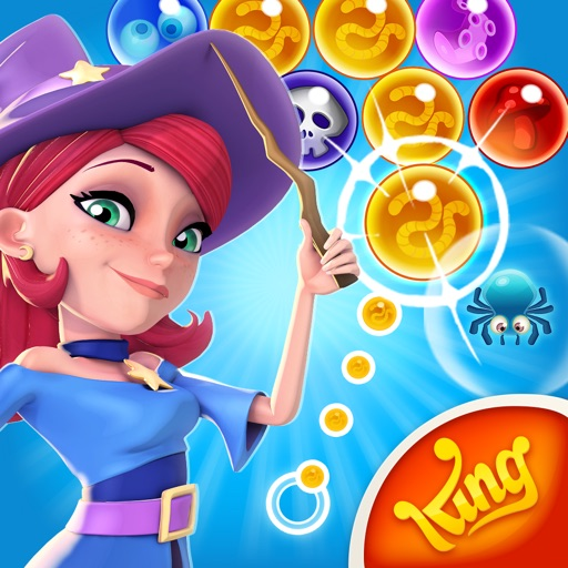 Bubble Witch 2 Saga iOS App