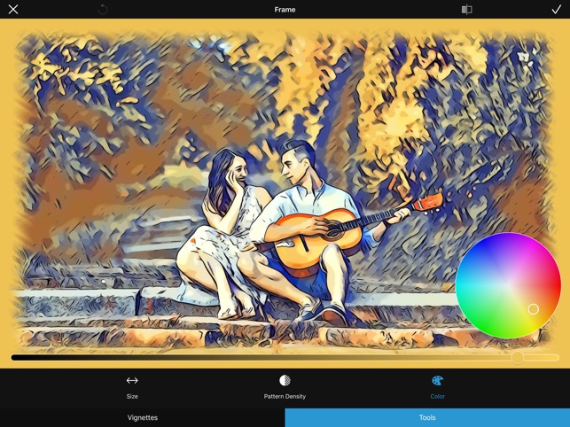 ‎BeCasso: Photo to Painting App Screenshot