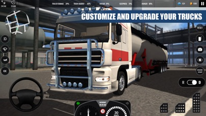 Truck Simulator PRO Europe Screenshots