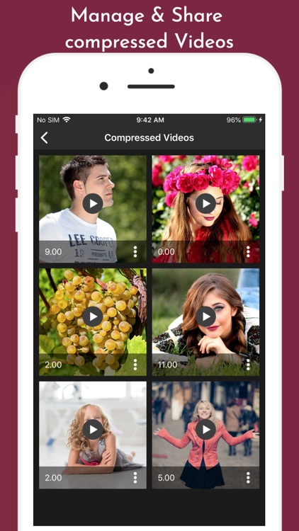 Smart Video Compress PRO screenshot-4