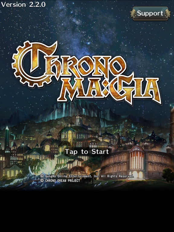 CHRONO MA:GIA screenshot 6