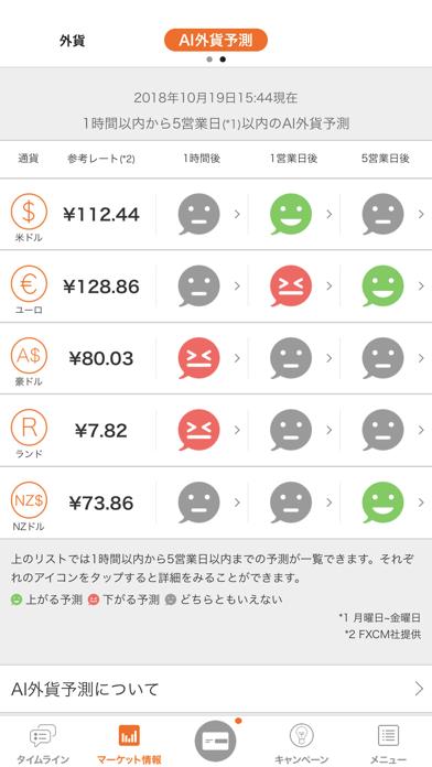 じぶん銀行アプリ ScreenShot3
