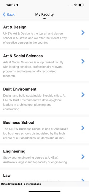 UNSW Uni-Verse: Official on the App Store