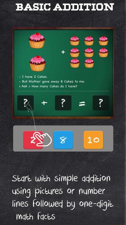 Math Kids - Math Learning game