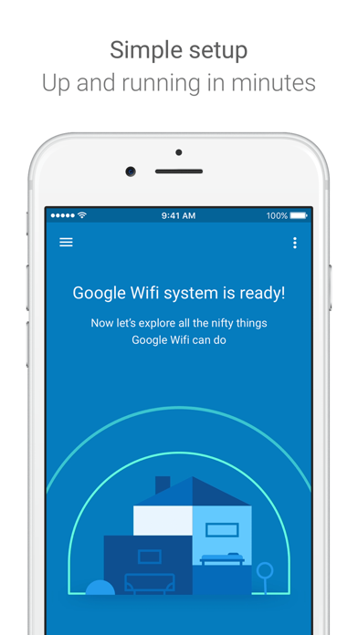 Screenshot for Google Wifi in Australia App Store