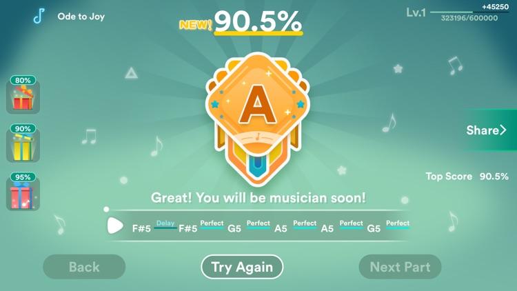 piano - piano keyboard & games screenshot-5