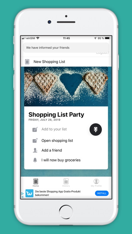 Shopping List - Buy Together screenshot-7