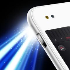 Flashlight for iPhone + iPad