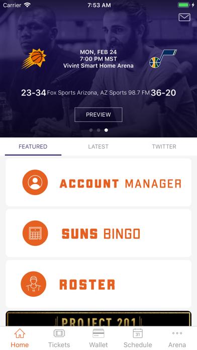 messages.download Phoenix Suns software
