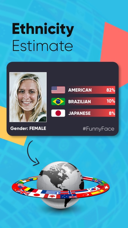 FunnyFace - Aging & Ethnicity