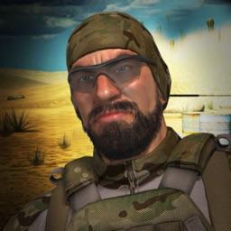 Mountain Sniper Commando War
