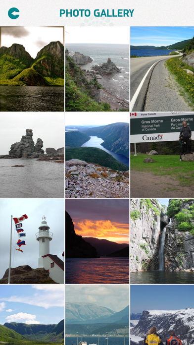 Gros Morne National Park Guide screenshot 4