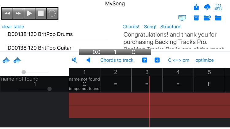 Backing Tracks Pro