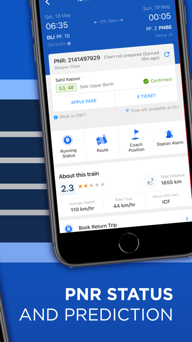 ixigo: IRCTC Rail, Bus Booking for PC - Free Download