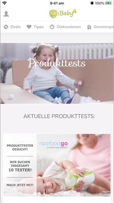 Herunterladen miBaby – Babyshopping einfach für Pc