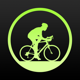 Ícone do app GPS Bike Ride Tracker by Vima
