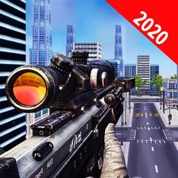Sniper-Man Gun Shooting Games