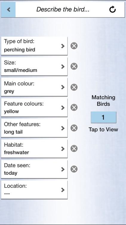Birds of Britain Pocket Guide screenshot-3