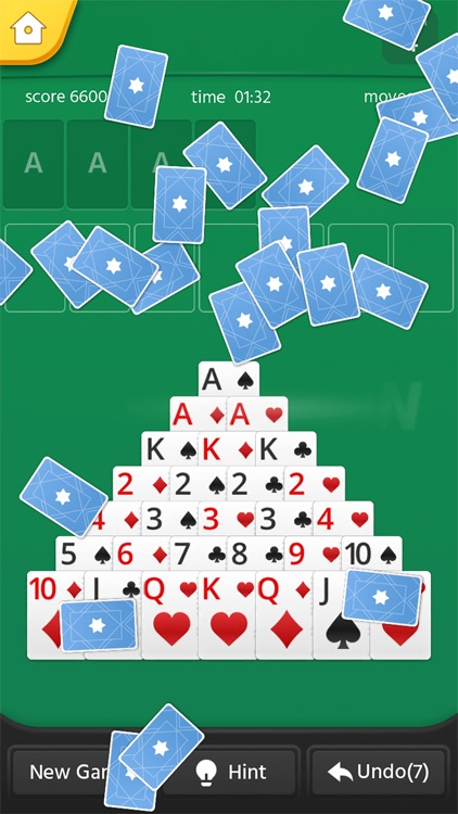 Solitaire Master: Card Game screenshot-3