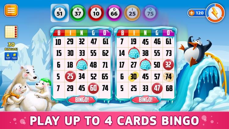 BinGo - Tropical Beach Online screenshot-3