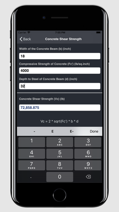 Beam Calculator lite-4