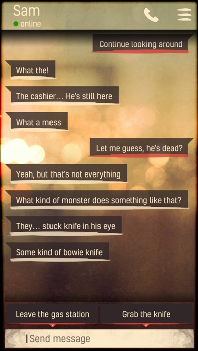 DEAD CITY - Text Adventure Screenshots