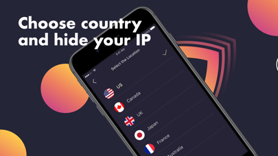 Fast VPN & Wi-Fi Proxy Screenshot