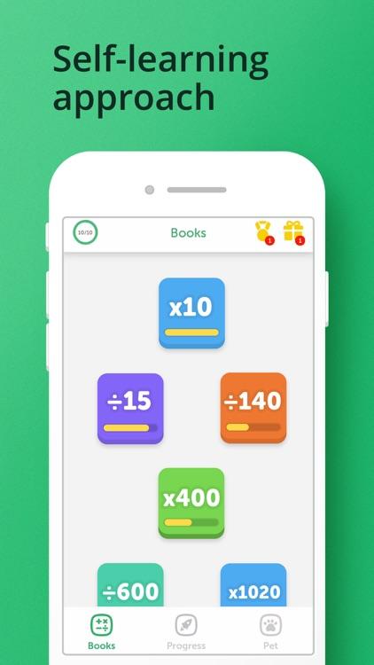 Math Learner: Learning Games screenshot-3