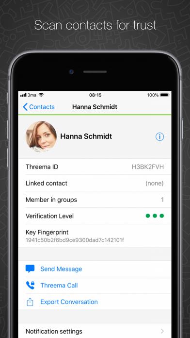 Threema app image