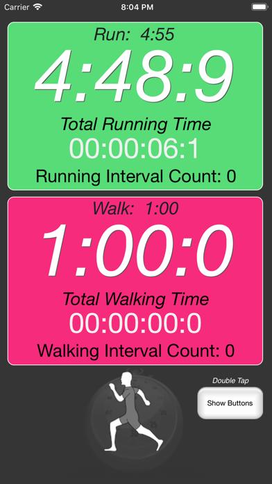 Runner's Interval Timerのおすすめ画像3