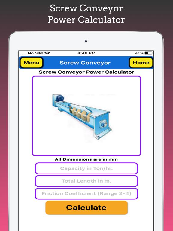 Screw Conveyor Pro screenshot 12