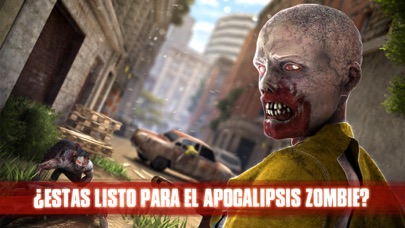 Screenshot for Zombie Frontier 3: Sniper FPS in Argentina App Store