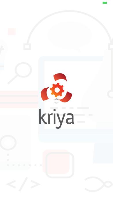 Kriya BPM screenshot one