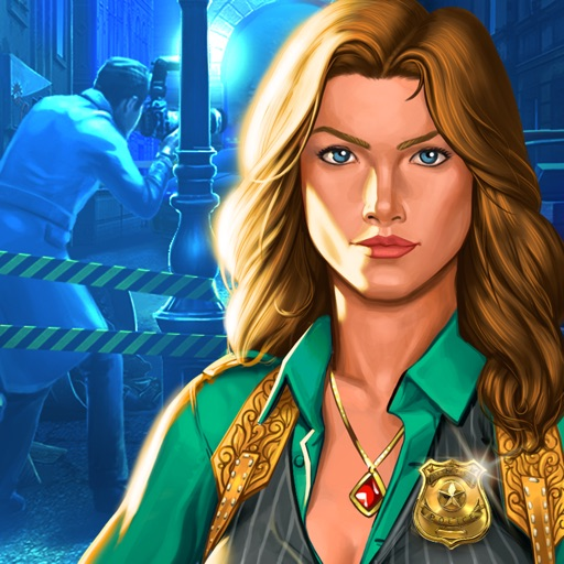 Crime City: Hidden Object