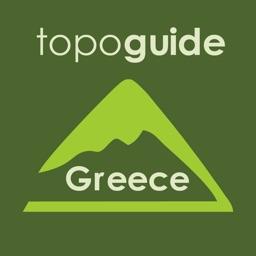 Topoguide Greece hiking guides