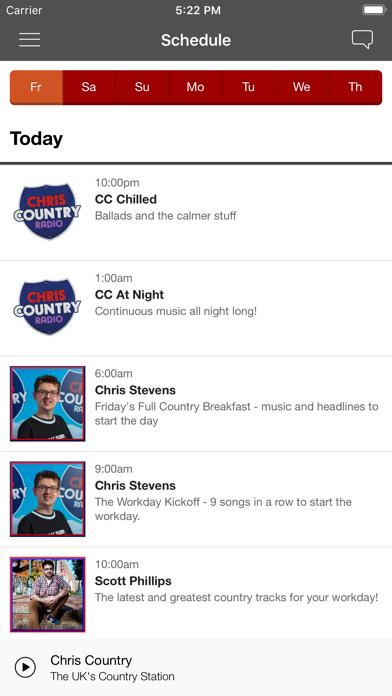 Chris Country screenshot four