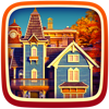 Village d'automne 3D - 3Planesoft