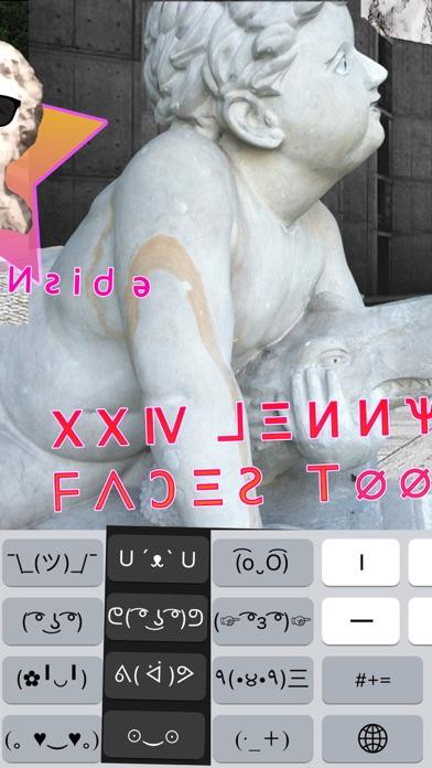 fijiboard LOVE glitch keyboardのおすすめ画像3