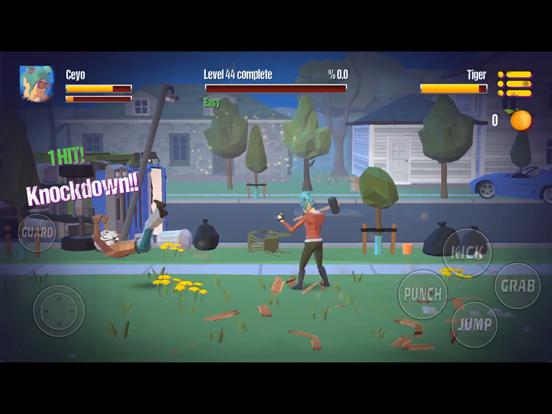 Игра City Fighter vs Street Gang