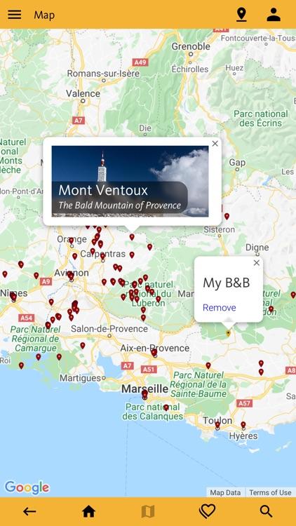 Provence's Best: Travel Guide screenshot-4