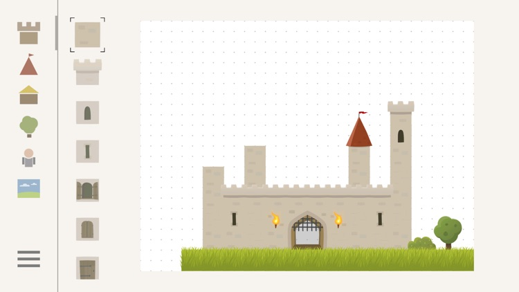 Castle Blocks: Easy Building screenshot-0